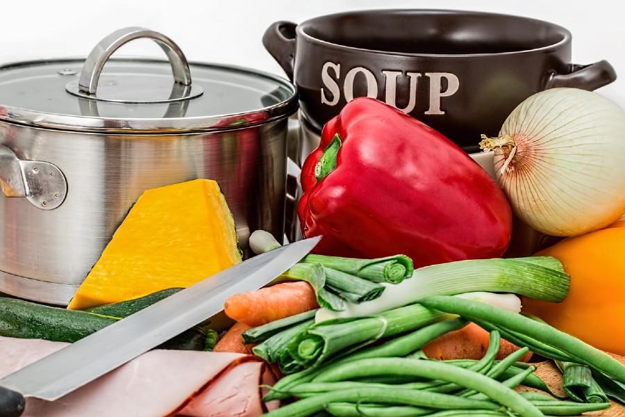 legumes et cocotte