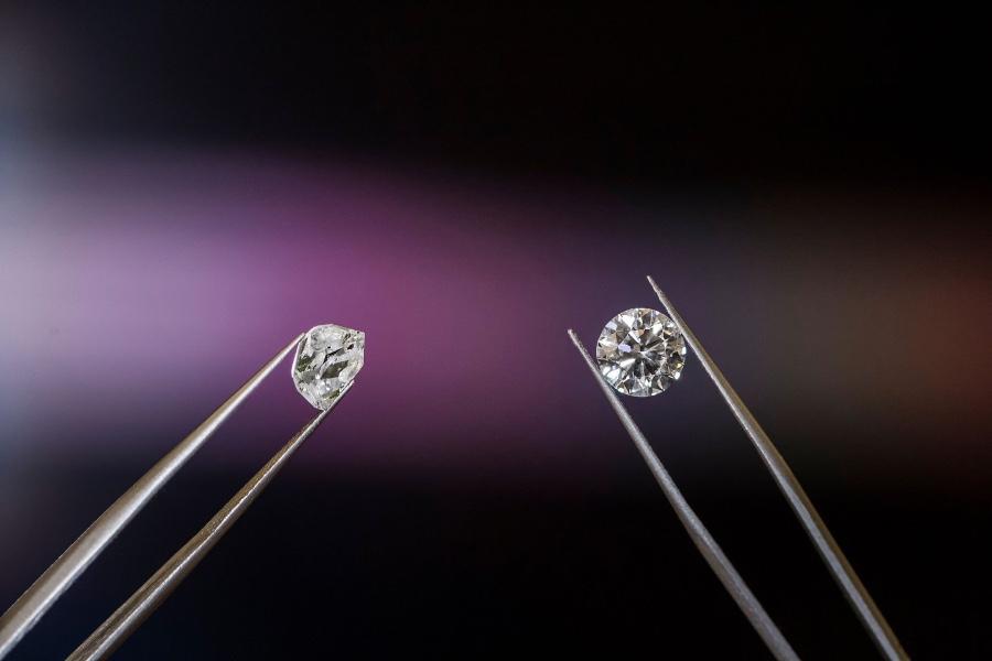 photo diamants